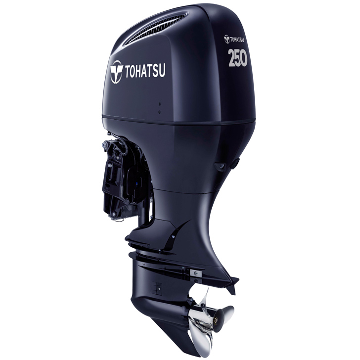 Tohatsu large high-power outboard engines