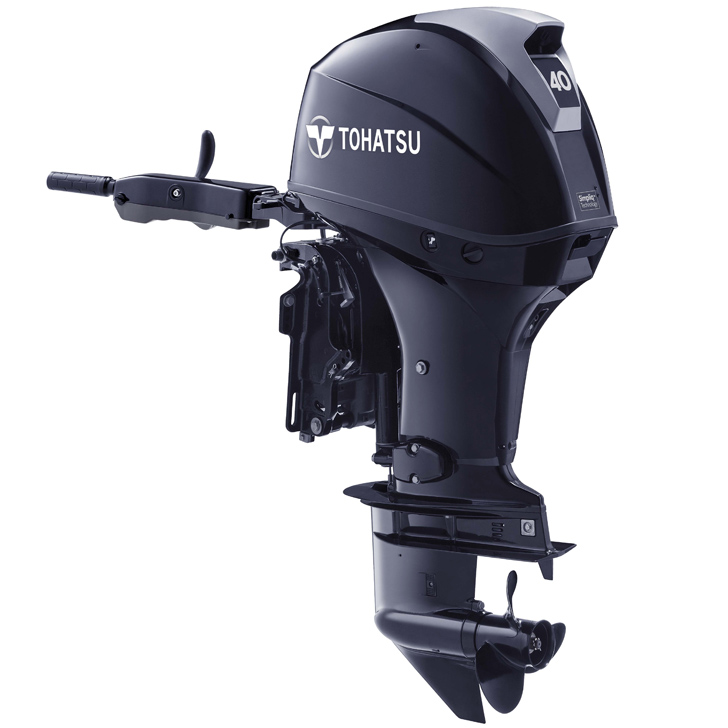 Tohatsu 40hp outboard engine