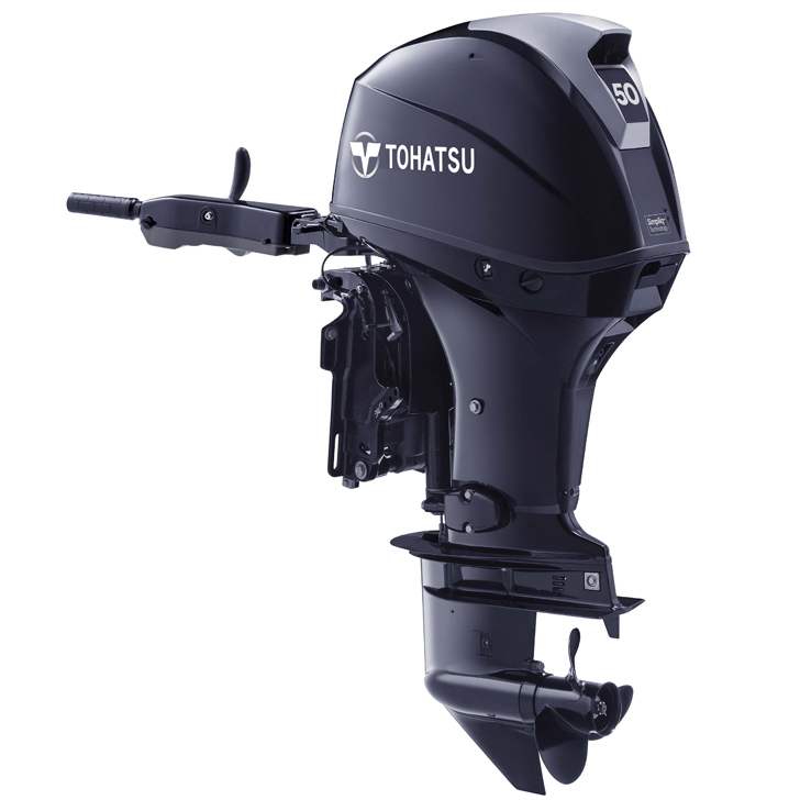 4 stroke MFS50A outboard engine